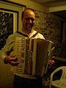 Jason and his accordion!
